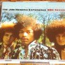 JIMI HENDRIX THE JIMI HENDRIX EXPERIENCE THE BBC SESSIONS 2-CD SET 1998
