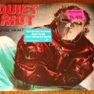 QUIET RIOT METAL HEALTH ORIGINAL LP  STILL SEALED WITH HYPE STICKER