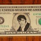 ELVIS PRESLEY COLLECTIBLE ONE DOLLAR BILL
