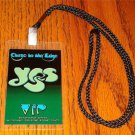 YES HEAVEN & EARTH CONCERT VIP PASS 2014