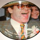 ELTON JOHN 12-INCH INTERVIEW PICTURE DISC LIMITED EDITION MADE IN ENGLAND