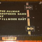 ALLMAN BROTHERS LIVE AT THE FILLMORE EAST MFSL GOLD  2-CD BOX SET SEALED!