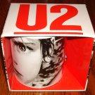 U2 WAR COLLECTIBLE COFFEE MUG New In Box!