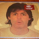 PAUL McCARTNEY McCARTNEY II WITH BONUS 7-INCH SINGLE STILL IN SHRINK W/STICKER