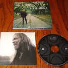 GREG ALLMAN LOW COUNTRY BLUES ORIGINAL CD 2011