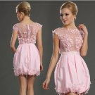 ANSD8068  Free Shipping New Bridesmaid Wedding Gown Prom Ball Evening Dress Size 6-8-10-12-14