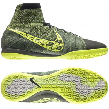premium selection f783f bf6d6 SIZE 8 elastico Nike mercurial superfly Cleats midnight fog ...