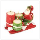 Santa's Sleigh Tealight Holder