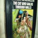 The Cat Who Walks Through Walls. Robert A. Heinlein, author. First Edition. VG/VG
