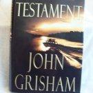 The Testament. John Grisham, author. 1st Edition, 1st Printing. NF/F