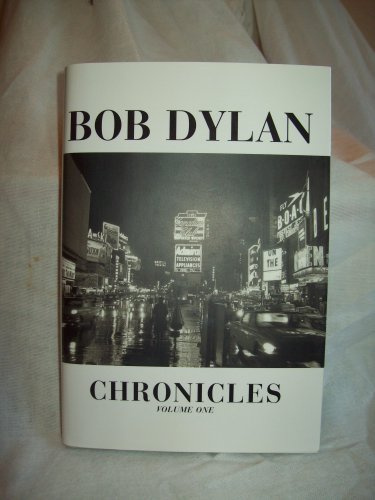 Chronicles, Volume One. Bob Dylan, author. 1st Edition, 5th Printing. NF/NF
