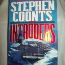 The Intruders. Stephen Coonts, author. 1st Edition, 1st Printing. F/F