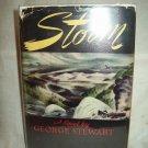Storm. George R. Stewart, author. BC Edition.  VG+/VG