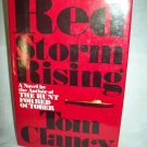 Red Storm Rising. Tom Clancy, author. 1st Edition, 11th Printing. NF/NF