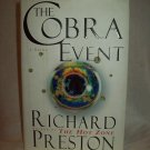 The Cobra Event. Richard Preston, author. 1st Edition, 1st Printing. NF/VG+