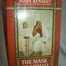 The Mask Of Apollo. Mary Renault, author. 1st Edition, 1st Printing. NF/VG+