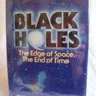 Black Holes. Walter Sullivan, author. 1st Edition, 1st Printing. NF/NF
