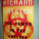 The Demon In The Freezer. Richard Preston, author. 1st Edition, 1st Printing. NF/NF