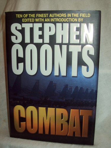 Combat. Stephen Coonts, author. 1st Edition, 1st Printing. F/F