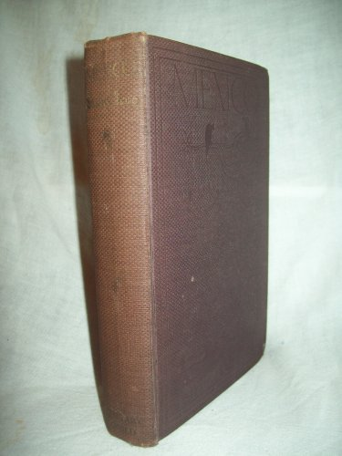 Mexico A Study Of Two Americas. Stewart Chase, author. 1st Edition, 1st printing. VG