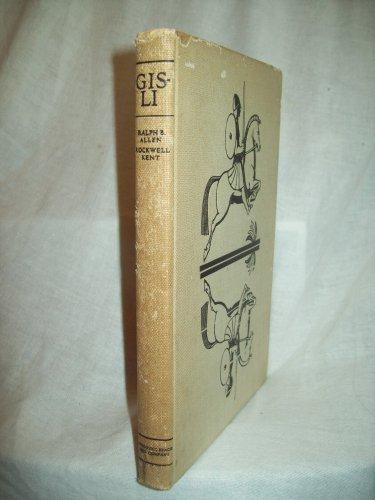 Gisli. Ralph B. Allen, translator. First Edition. VG-