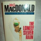 The Lonely Silver Rain. John D. MacDonald, author. 1st Edition, 2nd Printing (before pub). NF/NF