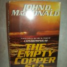 The Empty Copper Sea. John D. MacDonald, author. 1st Edition, 1st Printing. NF/VG+