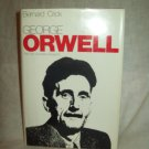 George Orwell. A Life. Bernard Crick, author. 1st Edition, 2nd Printing. NF/NF