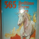 365 Bedtime Horse Tales. Francisca Frohlich, author. 1st American Edition. VG+