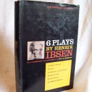 6 Plays. Henrik Ibsen, author. Modern Library edition. NF/VG
