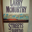 Streets Of Laredo. Larry McMurtry, author. 1st Edition, 1st Printing. NF/NF