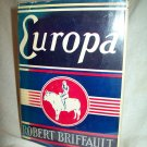 Europa, The Days of Ignorance. Robert Briffault, author. 1st Edition, 1st Printing. VG+/VG