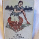 The Young Adventurer. Horatio Alger, Jr. author. Illustrated. Alger Series For Boys. Good