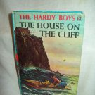 The House On The Cliff. Franklin W. Dixon, author. Illustrated. Hardy Boys #2 (Revised Edition). VG