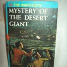 Mystery Of The Desert Giant. Franklin W. Dixon, author. Illustrated. # 40 (Revised Edition).  VG