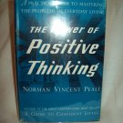 The Power Of Positive Thinking. Norman Vincent Peale, author. 10th printing. VG+/VG
