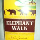 Elephant Walk. Robert Standish, author. BC Edition. VG+/VG