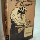 Mr. Punch In Bohemia. The Punch Library of Humour. Illustrated. Ex-Lib, Walt Disney Studios. VG
