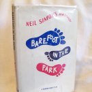 Barefoot In The Park. Neil Simon, author. Illustrated. 1st Edition, 4th Printing. VG+/VG-