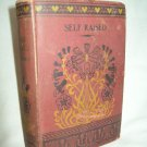 Self-Raised. Mrs. E.D.E.N. Southworth, author. 1st Edition, 1st printing. Fair