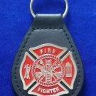 Firefighter Key Ring FOB