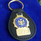 NYPD Key Ring FOB #1