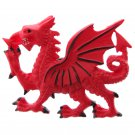 Fun Novelty Welsh Dragon Collectable Magnet