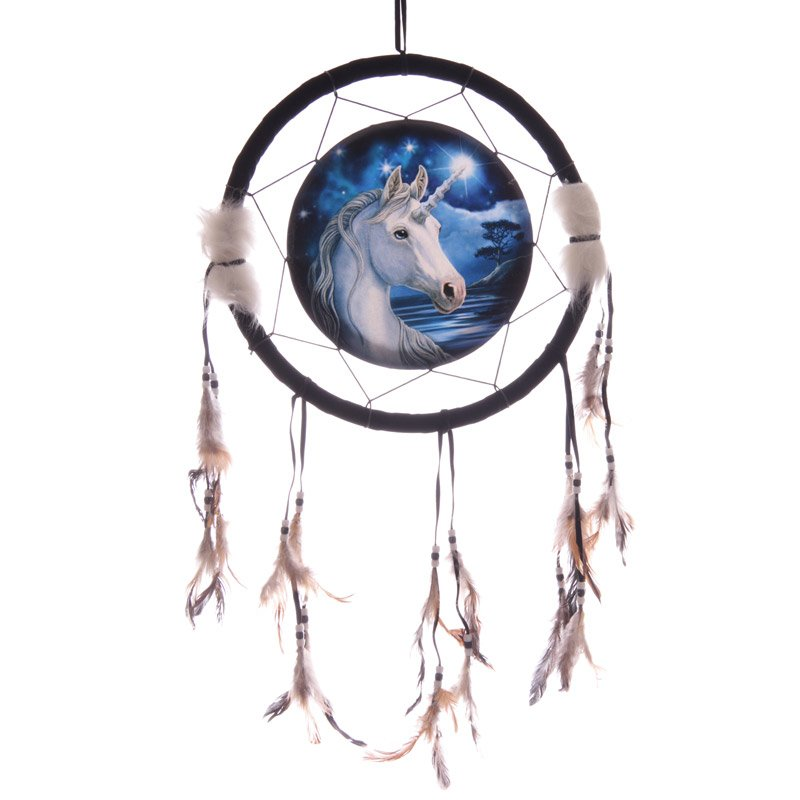 "Mystical Unicorn 33cm (13"") Dreamcatcher"