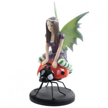 Ladybird Collectable Fairy Figure
