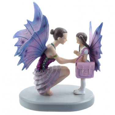 First Day of School Collectable Fairy Figure
