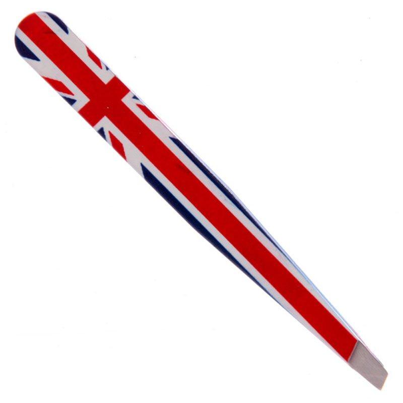 Union Flag Metal Tweezers