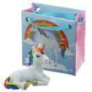 Rainbow Unicorn Mini Gift Bag