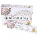 Stamford Masala Incense Sticks - Ganesh Flora (Pack of 12)