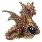 Elements Crystal Dragon Figurine